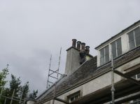 Limewashing chimney 1 - 2405015