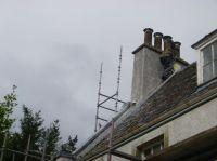Limewashing chimney 2 - 2405015