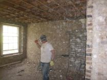 Kitchen stripping out - 27062015