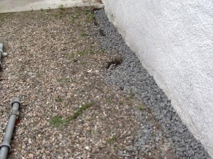 Land drain laying 1 - 06072015 - SH