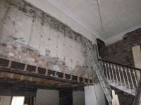 Harling in main hall - 22082015