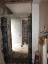 Lintel between properties - 20082015