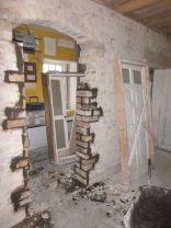 Pantry doorway - 20082015