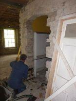 Pantry doorway 3 - 20082015