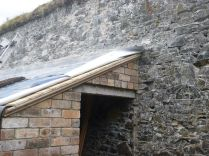 Potting shed roof - 11082015