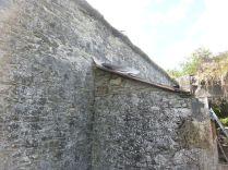 Rebuilt wall poting shed - 07082015
