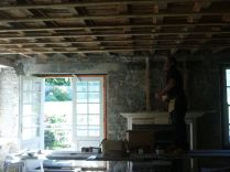 Ceiling - kitchen - 07092015