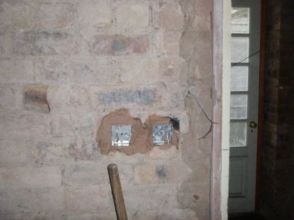 sockets in kitchen 3 - 05092015