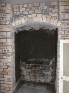 Kitchen fireplace - 18102015