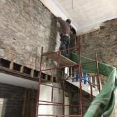 PLaster removal 2 - main hall - 13102105 - SH