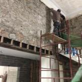 PLaster removal 3 - main hall - 13102105 - SH