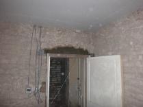 Arch above kitchen door - 05112015