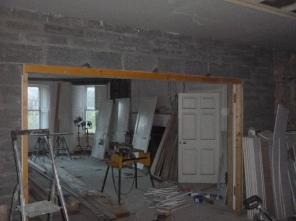 Drawing room door frame - 01112015