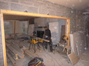 Joiners working - 05112015