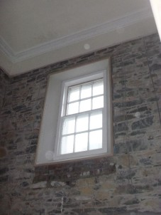 Main hall - high window - 05112015