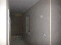 plastering in corridor 2 - 18112015