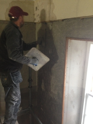 PLastering - main hall 3 - 25112015 - TC