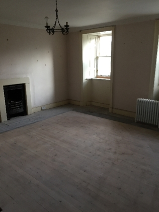 Sitting room cleared - 13122015