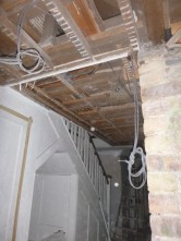 Ceiling in upstais corridor - 27022016