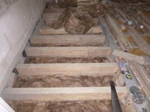 Floor insulation - 05022016