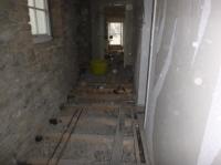 Pipework in upstairs corridor - 27022016