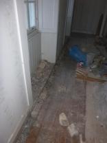 Plumbing in BR3 - 30012016
