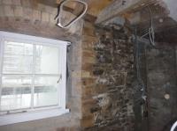Rot treatment in upstairs corridor - 25022016