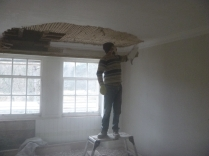 Ceiling down in BR2 2- 13032016