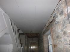 Ceiling in upstairs corridor 3 - 21032016