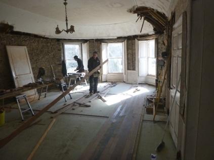 Flooring in MBR 1- 21032016