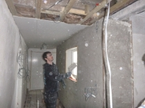 Lime plastering 2 - 26032016