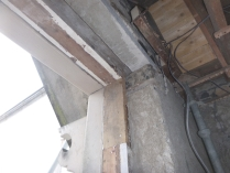 Main door frame 2 - 26032016