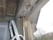Main door frame - 26032016