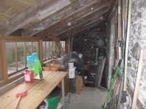 Potting shed - 05032016