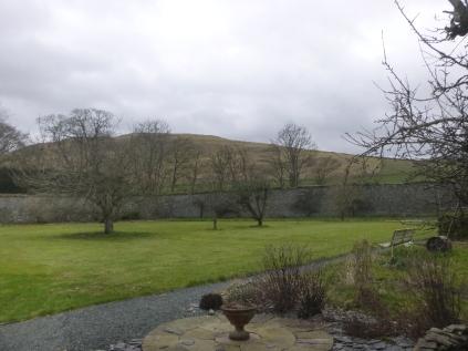 View across lawn - 21032016