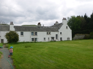 Back lawn to annex - 29052016