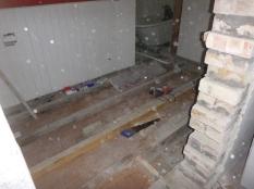 Bathroom flooring - 11062016