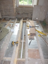 Bathroom beams 2 - 21072016
