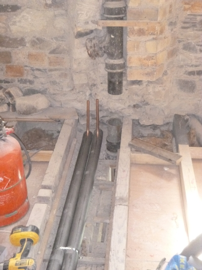 Bathroom beams 3 - 14072016