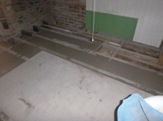 Bathroom floors - 02082016 - July