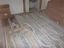 Bathrooms - UFH pipes 4 - 24072016