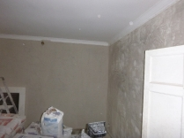 Lime plastering 4- library - 13072016