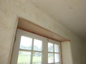 Plastering - kitchen 2 - 21072016