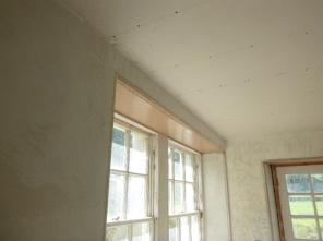 Plastering - kitchen - 21072016
