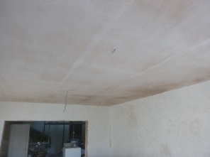 PLastering - round room 2 - 02082016 - July