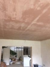 Plastering - Round Room 2 - 28072016