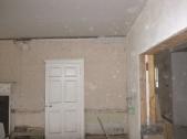 Round room - paper stripping 7- 09072016