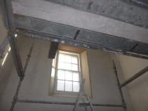 plastering-window-above-porch-01092016
