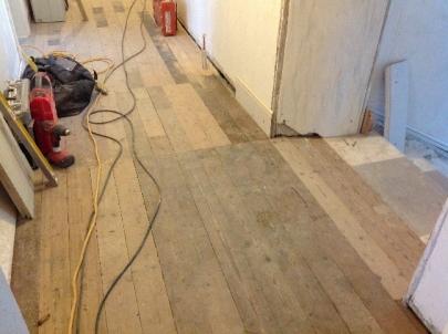 Corridor floor 1 - 27022017 - SH