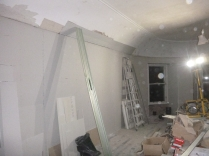 playroom - plasterboarding - 14022017